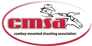 Cowboy Mounted Shooting Logo